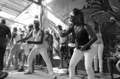 - El Callejón del Hamel, Habana