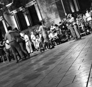 Tango en la Plaza